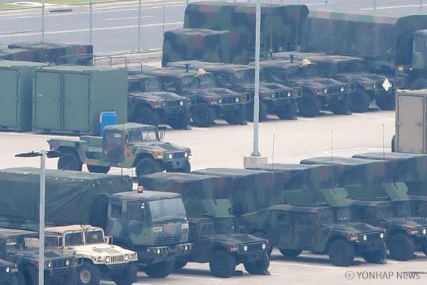 Südkorea und die USA setzen Sommer-Manöver aus