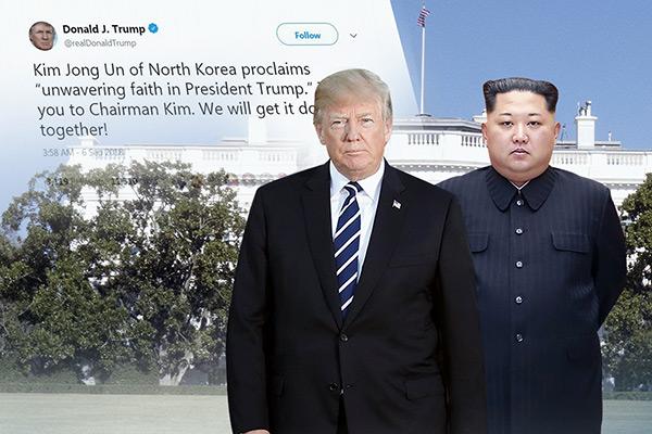 Bientôt un deuxième sommet entre Donald Trump et Kim Jong-un ?