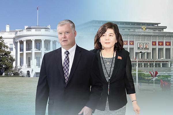 Hội đàm cấp cao Mỹ-Triều bị hoãn đột ngột