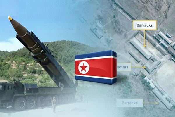 미국 국제전략문제연구소(CSIS)가 발표한 북한 미사일 기지 파문