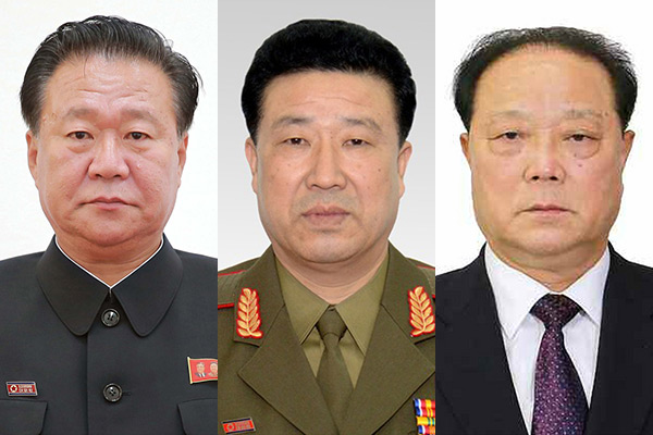 米が独自制裁 北韓の政府高官3人