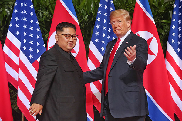 Chuẩn bị tổ chức Hội nghị thượng đỉnh Mỹ-Triều lần thứ hai tại Việt Nam