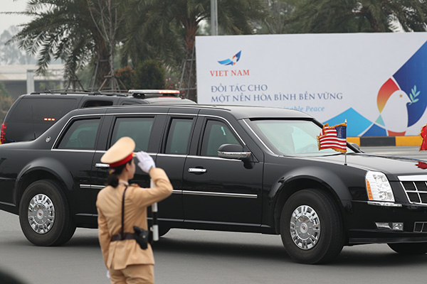 Nordkorea-USA-Gipfel geht ergebnislos beendet