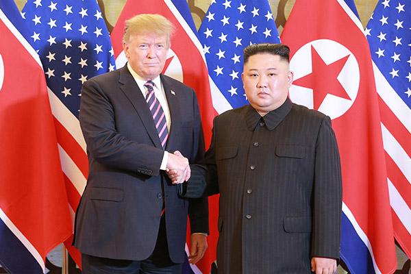 米朝首脳会談後の動き