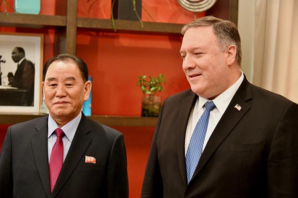 북한의 외교라인 교체, 비핵화 협상 전략 변화 등 장기전이 예상되는 북미 협상