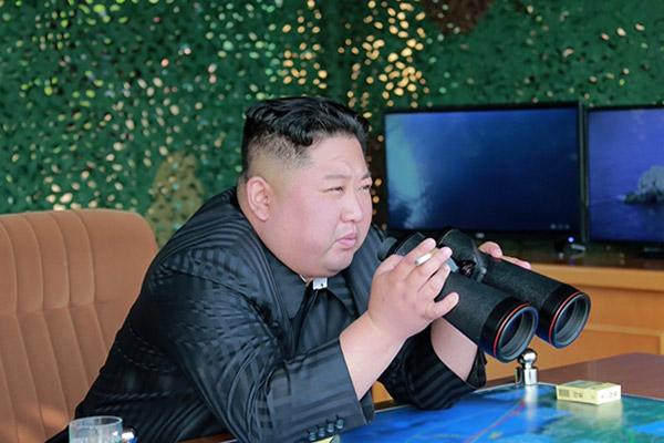 北韓の核施設