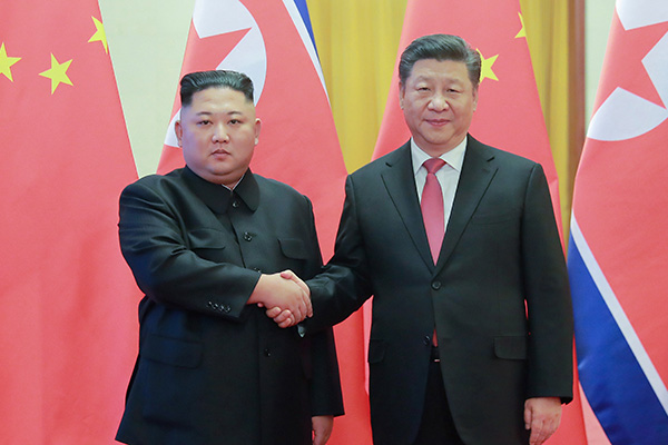 Chuyến thăm lịch sử của Chủ tịch Trung Quốc đến Bắc Triều Tiên, mở màn chuỗi hội nghị thượng đỉnh