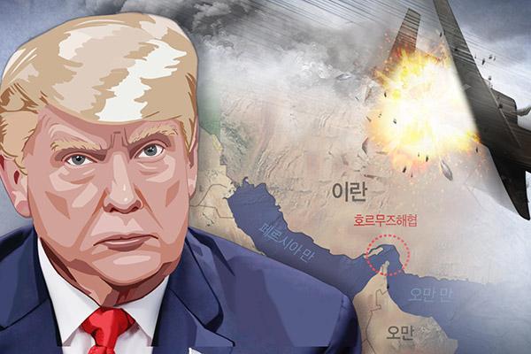 美北关系因伊朗危机高涨而受瞩目