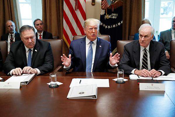 美国和北韩迄今未能重启无核化工作协商
