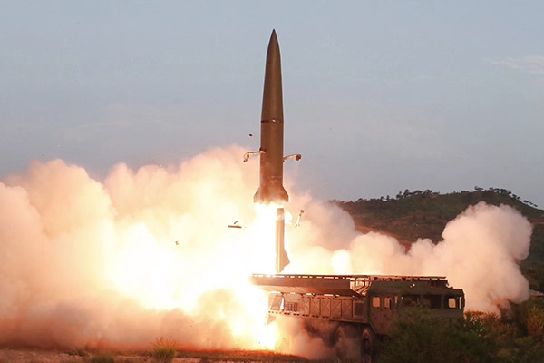 N. Korea Continues with Provocations
