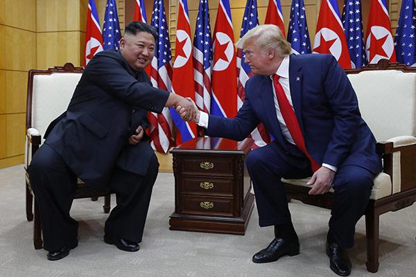 北韩提议重启美北无核化工作协商