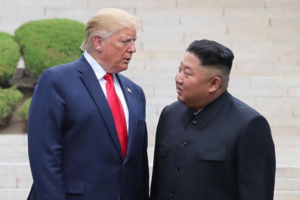 Spéculations : un troisième sommet Corée du Nord-Etats-Unis d'ici la fin de l'année ?