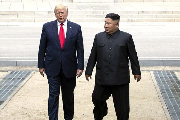 Die Spannungen zwischen den USA und Nordkorea verschärfen sich