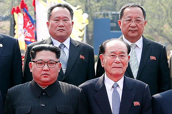 北韓の外相交代について