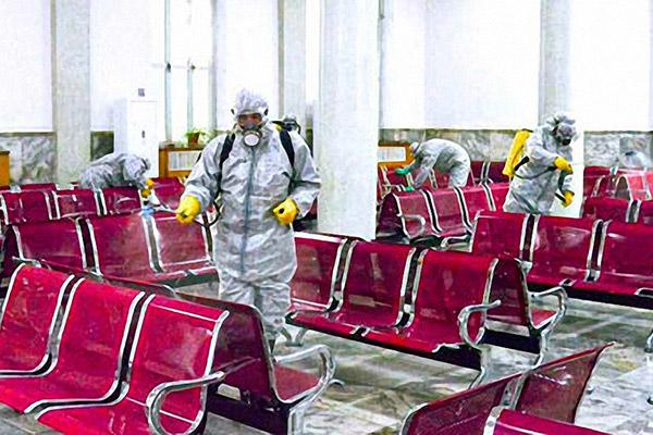 北韓の新型肺炎への対応