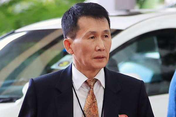 Veränderungen im diplomatischen Dienst Nordkoreas