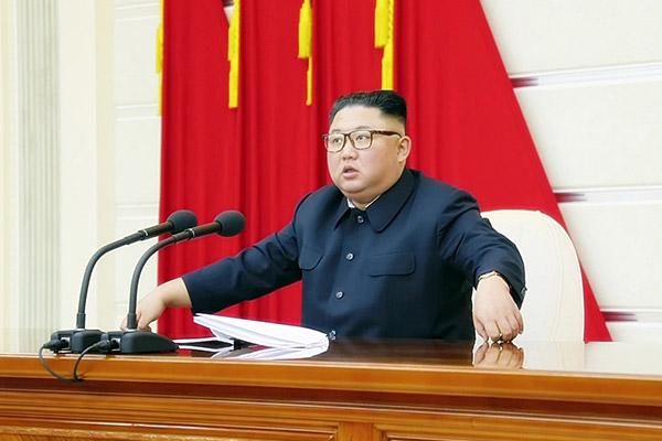 北韩经济遭新冠肺炎疫情重创