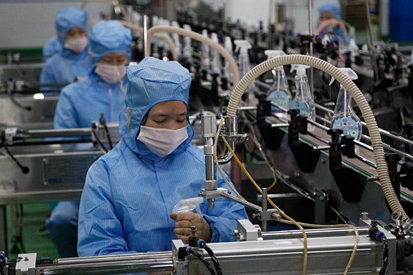 北韩的新冠肺炎疫情防控情况