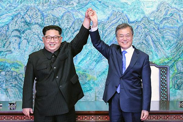 Peringatan Dua Tahun Deklarasi Panmunjeom 27 April