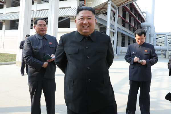 Kim Jong-un Reappears to Quell Rumors about his Health