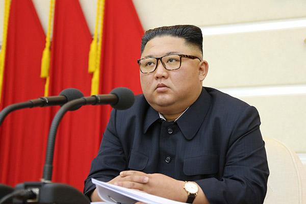 北韩致力于恢复与中国的关系