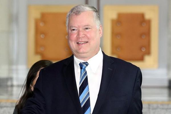 Визит представителя США Стивена Бигэна в Сеул