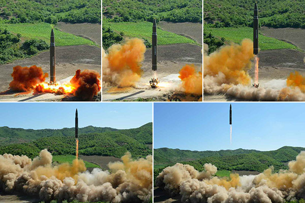 北韓の核弾頭小型化について