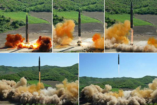 联合国发布专家报告称北韩可能成功实现核弹头小型化