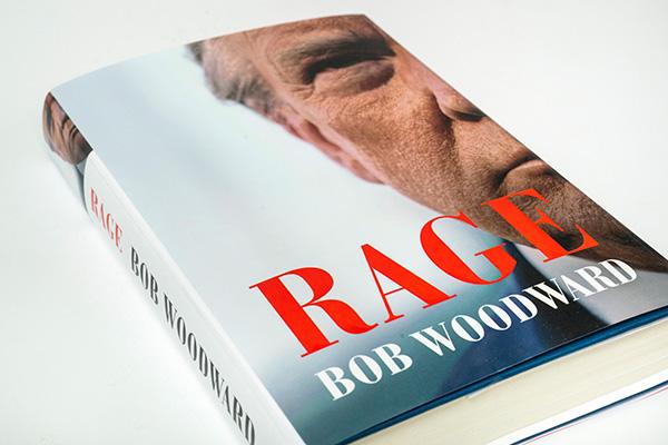 Hé lộ những bức thư giữa Tổng thống Donald Trump và Chủ tịch Kim Jong-un trong cuốn sách của nhà báo Woodward