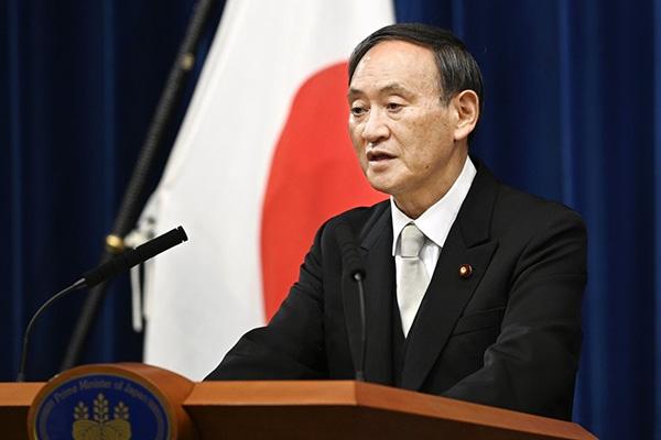 العلاقات بين كوريا الشمالية واليابان بعد تنصيب سوغا