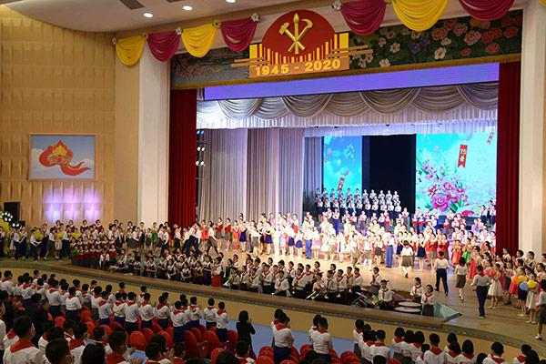 كوريا الشمالية تحتفل بذكرى تأسيس حزب العمال الحاكم
