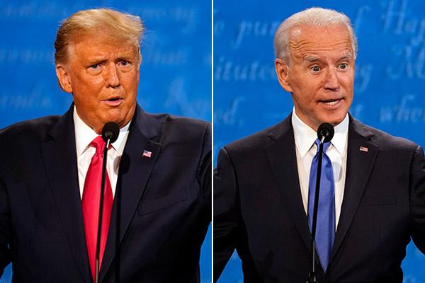 アメリカの大統領選について