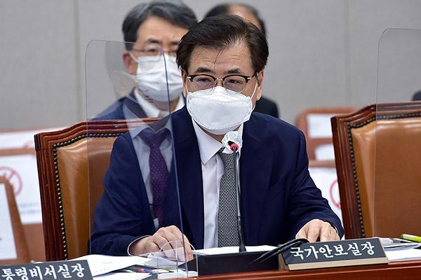 北韓による韓国の批判