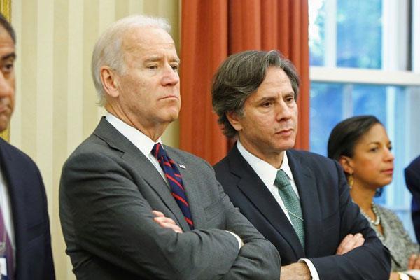 Biden stellt außen- und sicherheitspolitisches Team vor