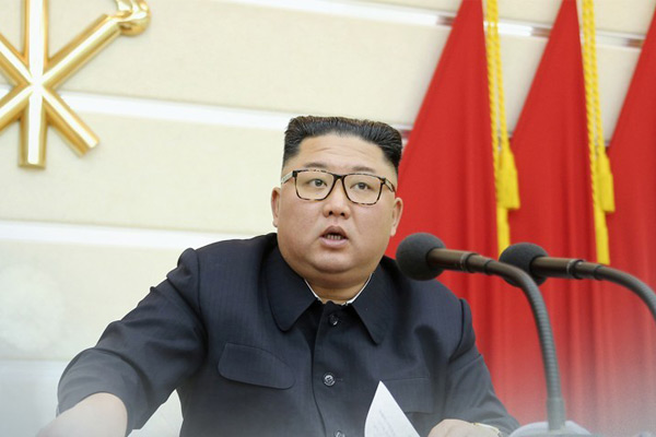 北韓の政治日程について