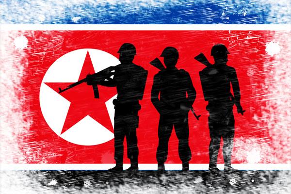 北韩侧重于增强军事力量的意图