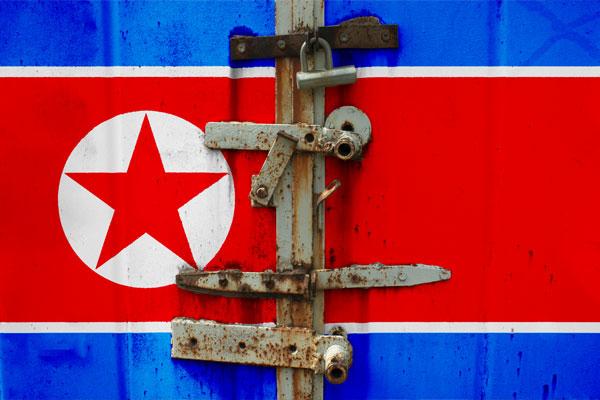 北韓の国境封鎖措置緩和について