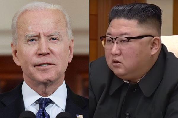 미국 바이든 행정부의 접촉 제안에 대한 그동안 북한의 반응을 정리