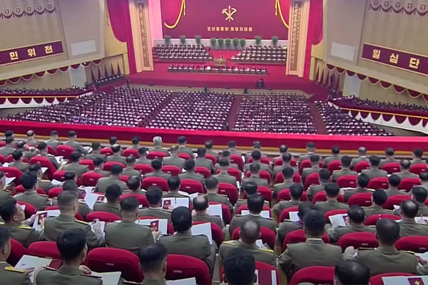 N. Korea's Workers' Party Revises Rules