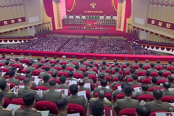 حزب العمال الحاكم في كوريا الشمالية يراجع قواعد الحزب