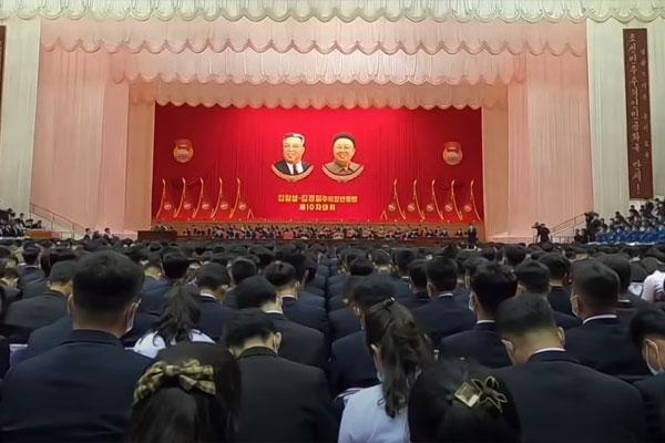 كوريا الشمالية تحكم السيطرة الأيديولوجية