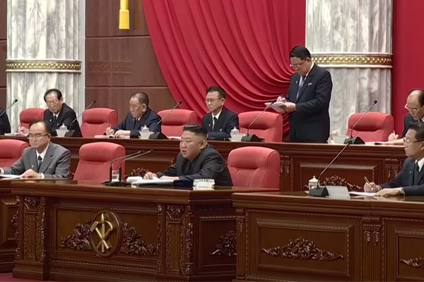 N. Korea Reshuffles Senior Officials at Recent Politburo Meeting