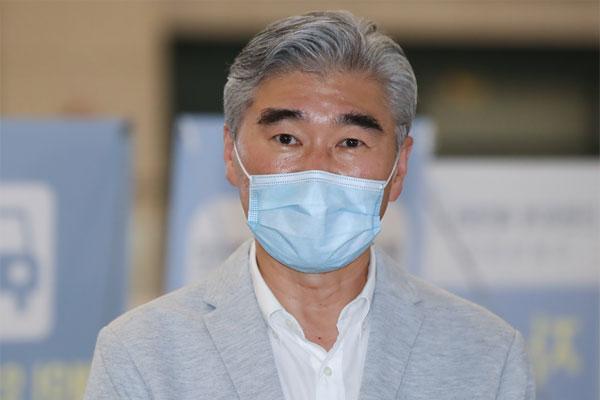 韩美两国北核问题首席代表进行磋商