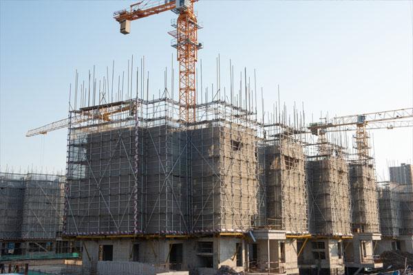 Korea Utara Mendorong Proyek Konstruksi