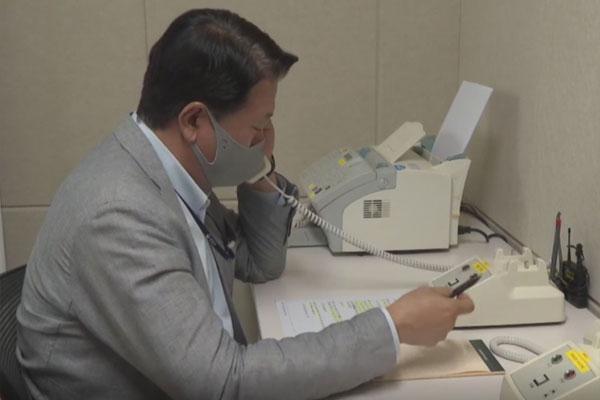 Jalur komunikasi antar Korea diaktifkan kembali