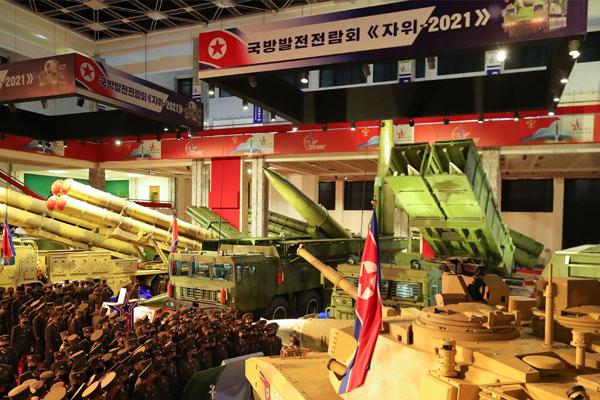 北韩对外战略发生变化