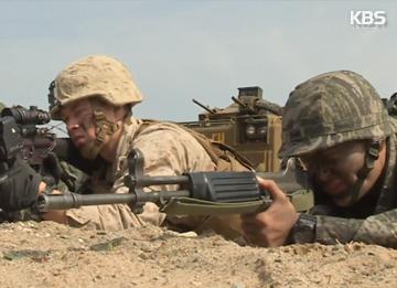 Korsel-AS mulai menggelar latihan militer gabungan tahunan