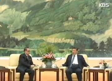 Presiden Cina bertemu dengan pejabat senior Korut