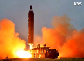 N. Korea Fires Musudan IRBM Missiles