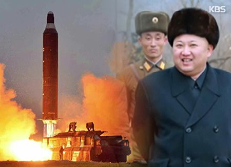 N. Korea Stepping up Nuclear, Missile Threats